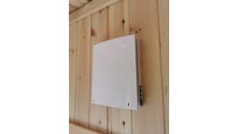 Trough the wall Heat recovery ventilator