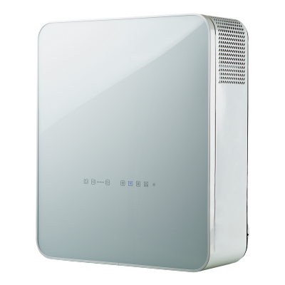 Heat recovery ductless ventilator Vento FreshBox 100