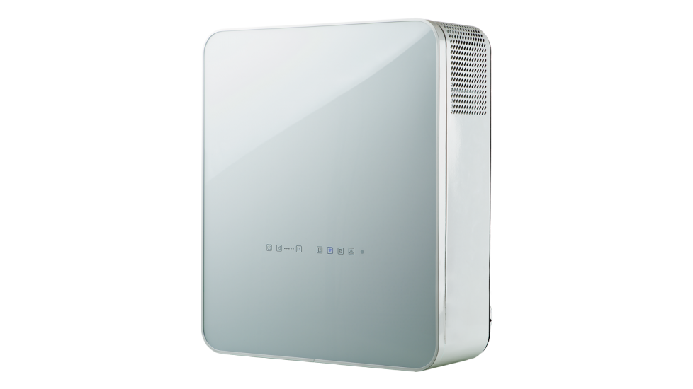 Échangeur d'air sans conduit à récupération de chaleur Blauberg FreshBox 100
