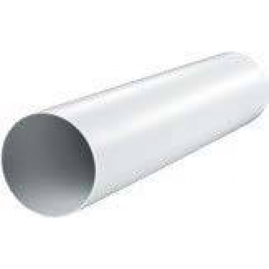 EXTENDED Tube for ductless ventilator 160mm ( 6inch) x 700 mm ( 24 inch)