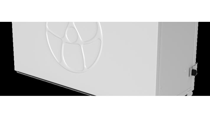 Ventilateur avec conduits à récupération d'énergie Komfort EC-SB-350-