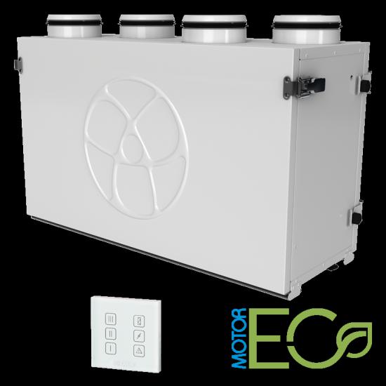 Komfort EC-SB-350 High Efficiency  recovery ventilation system ERV