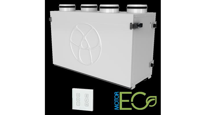 Échangeur d'air à récupération d'énergie  Komfort EC-SB-350- HRV