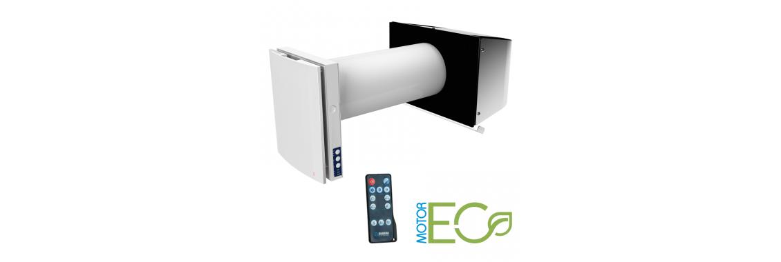 HRV Vento Expert A50 WiFi-Short Wall