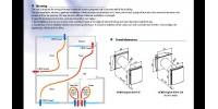 Ventilateur sans conduit à récupération d'énergie Vento Expert A50-2 WiFi ( Ensemble de deux Unités)