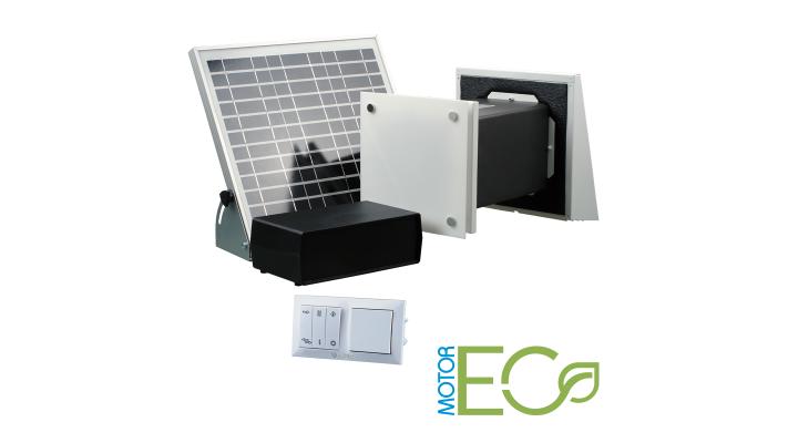 Ventilateur sans conduit à récupération d'énergie Bas Voltage  VENTO V60 S Pro2